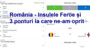 România - Insulele Feroe și 3 ponturi la care ne-am oprit