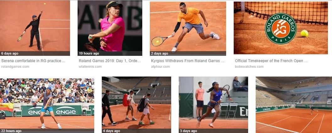 Roland Garros 2019: Pariuri, ponturi, statistici, informații și sfaturi