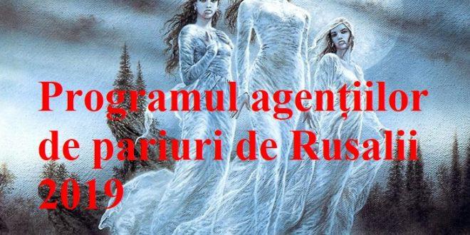 Rusalii 2019
