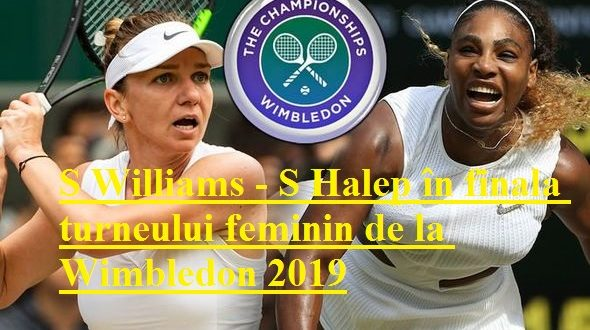 S Williams - S Halep