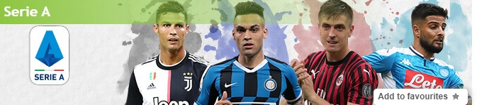 Predicții Serie A 23 - 24 Noiembrie 2019