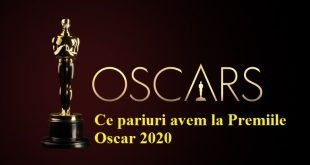 Ce pariuri avem la Premiile Oscar 2020