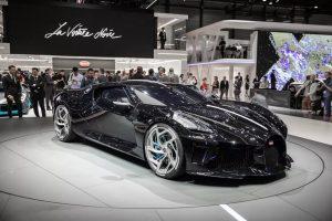 cea mai scumpa masina din lume