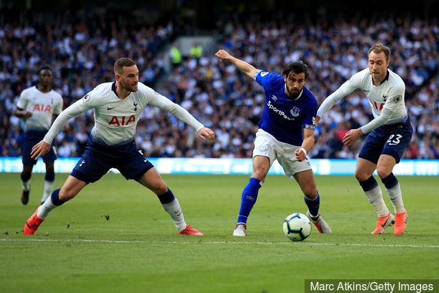 Tottenham - Everton