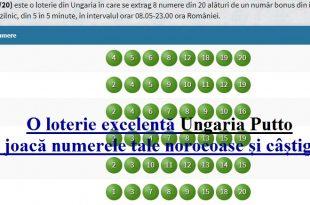 O loterie excelentă Ungaria Putto - joacă numerele tale norocoase și câștigă