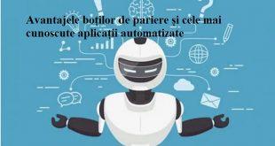 Avantajele boților de pariere și cele mai cunoscute aplicații automatizate