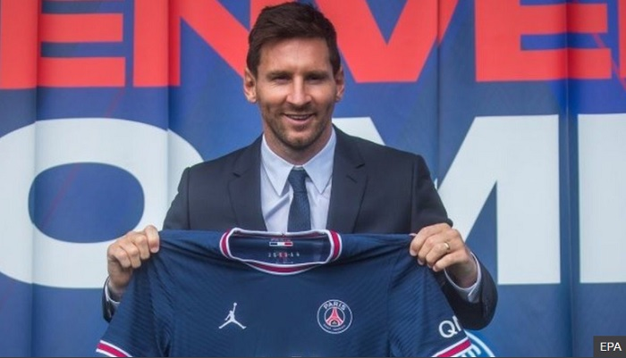 Paris Saint-Germain Fan Token  Lionel Messi